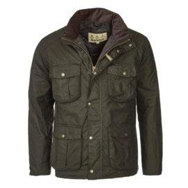 mwx0903ol71 Barbour Winter Utility Wax Jacket