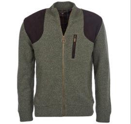 Barbour Danby Full Zip Sweater