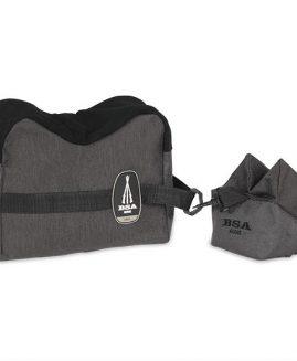 BSA Rifle Rest Gun Bag Set