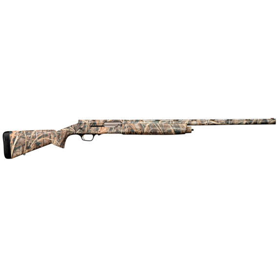 Browning A5 Max 4 Camo Semi Auto Shotgun