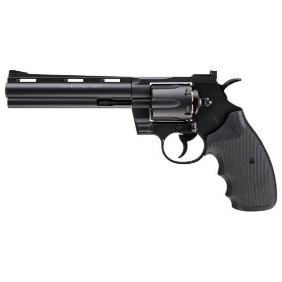 Colt Python 6 Black BB CO2 Pistol