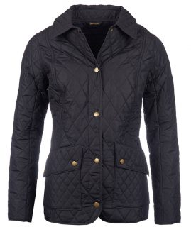 Barbour Ladies Herterton Quilt Jacket