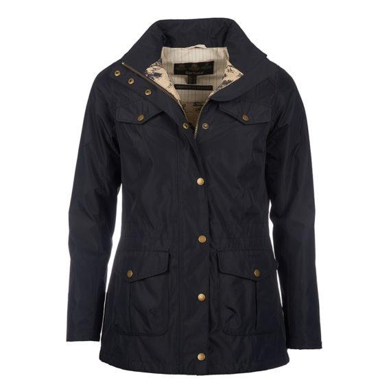 LWB0371NY71 Barbour Kalzie Jacket Navy