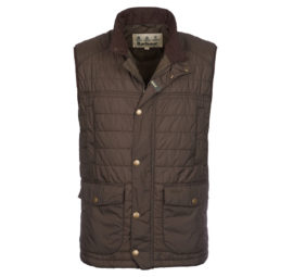 Barbour Men's Explorer Baffle Gilet