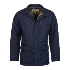 Barbour Men's Summer Quilted Trapper Jacket