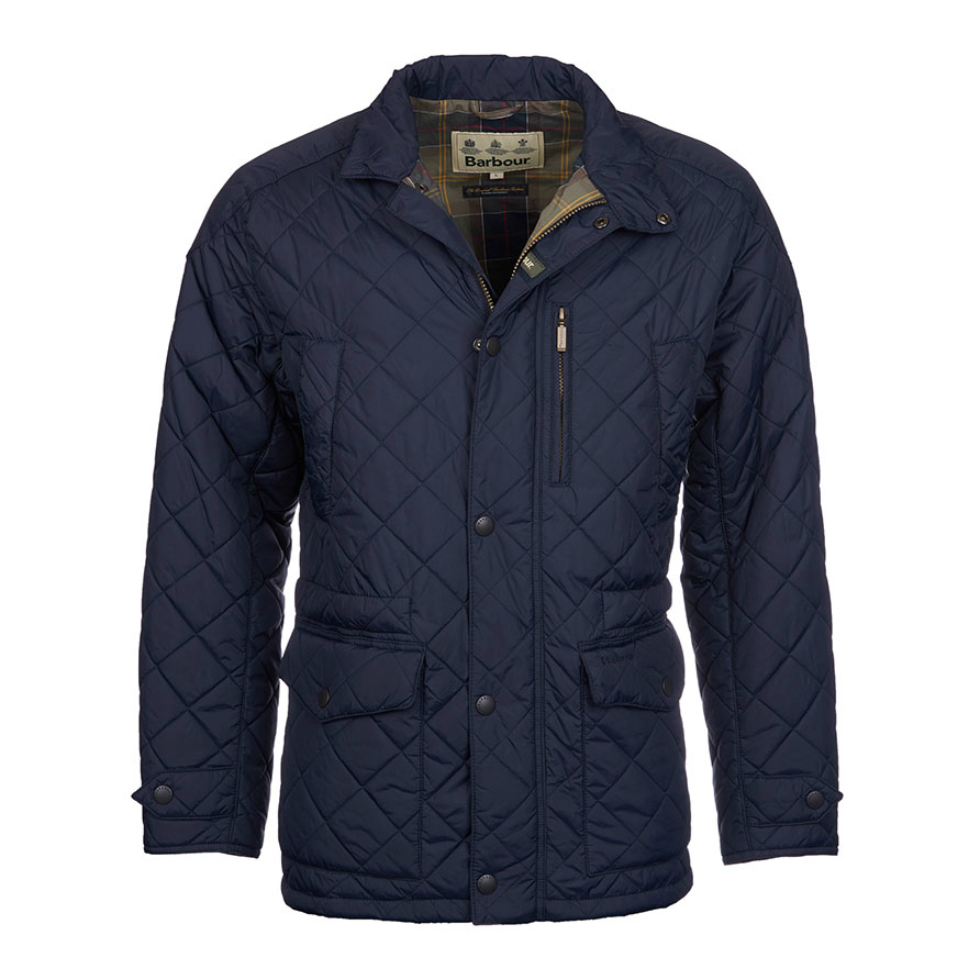 MQU0732NY71 Barbour Summer Quilted Trapp Jacket