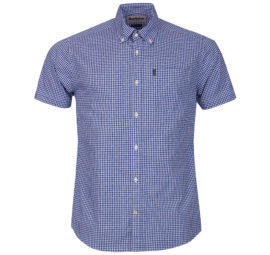 MSH3613NY91 Barbour Hector Short Sleeve Shirt (1)