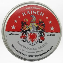 Daystate Kaiser .177 .22 .20 Air Rifle Pellets