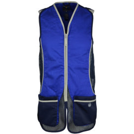 Beretta Silver Pigeon Shooting Vest Navy Blue