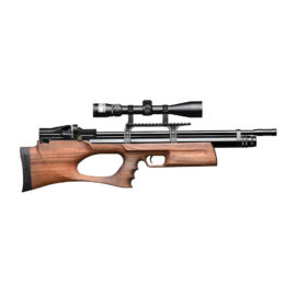 Kral Puncher Breaker Bullpup PCP Walnut .177 or .22 Air Rifle