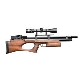 Kral Puncher Breaker Bullpup PCP Walnut .177 or .22 Air Rifle