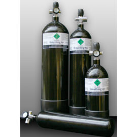 Midland Dive MDE Air Rifle Charging Dive Cylinder Bottle - 3L 4L 7L 12L
