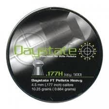 Daystate Sovereign Heavy .177 Air Rifle Pellets