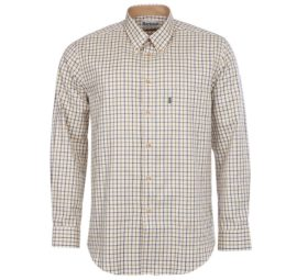 Men's Barbour Shirt Sporting Tattersall Check