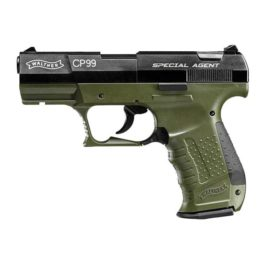 Walther CP99 Military Special Agent Green CO2 Pistol