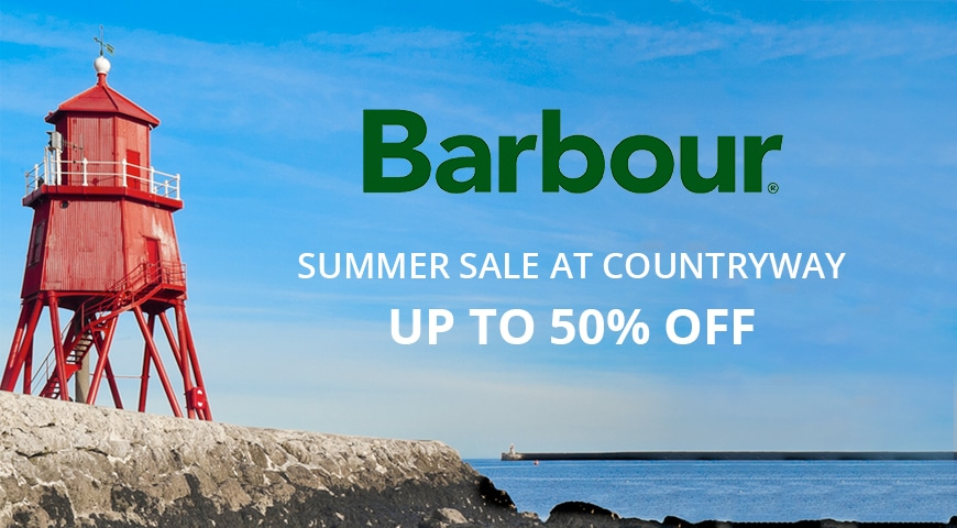 Barbour Summer Sale