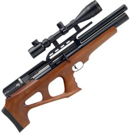 FX Wildcat MK2 Walnut Stock .177 or .22 Air Rifle