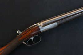 J. Macnaughton 28 Bore The Edinburgh Side by Side Shotgun