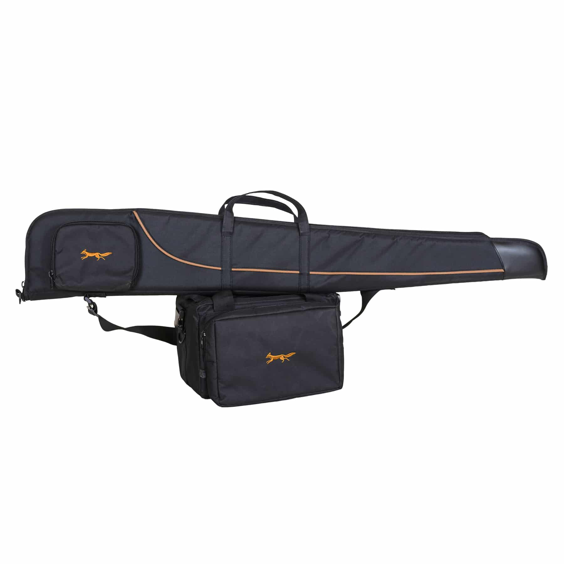 "Bonart Black & Gold Shotgun Gun Slip 30"" or 32"""