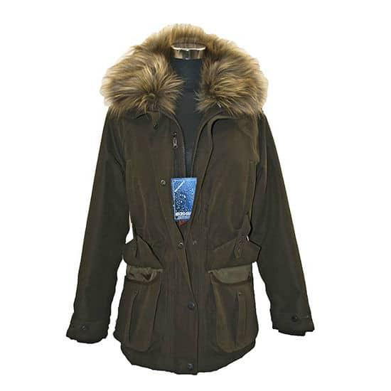 Hunter Outdoors Ladies Gamekeeper Jacket