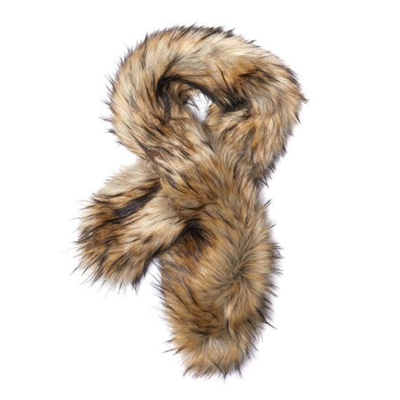 Barbour Fur Wrap