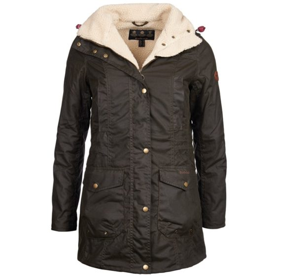 Barbour Bleaklow Ladies Wax Jacket