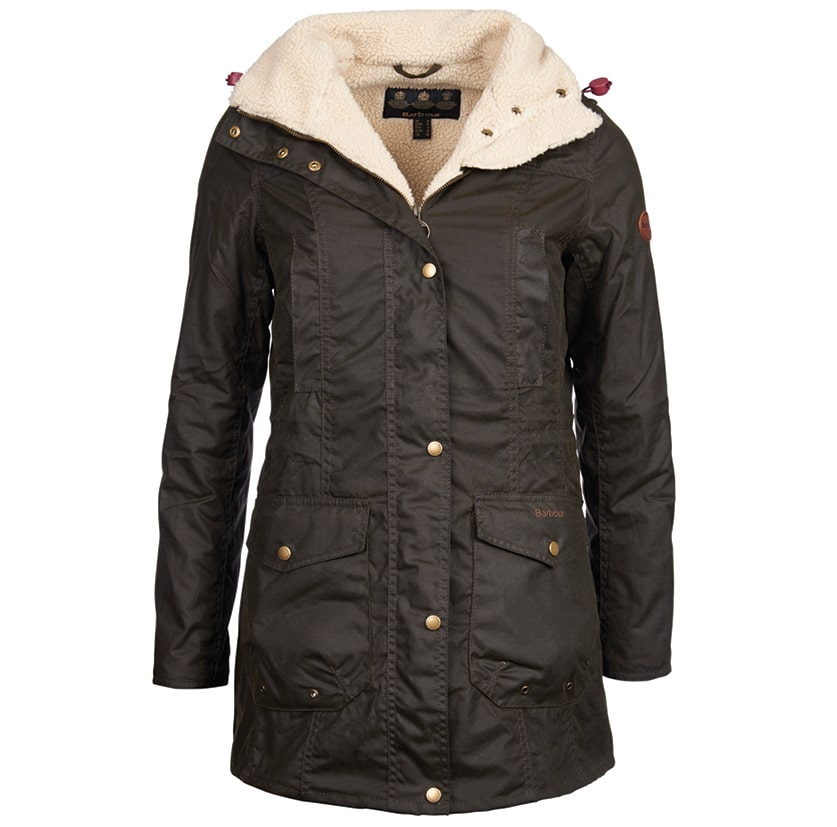 Barbour Bleaklow Ladies Wax Jacket Countryway Gunshop