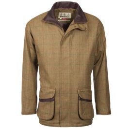 Barbour Moorhen Waterproof Men's Tweed Jacket