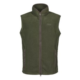 cs2310 Musto Glemsford Fleece Gilet Dark Moss