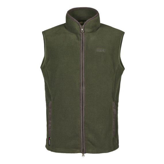 cs2310 Musto Glemsford Fleece Gilet Dark Moss