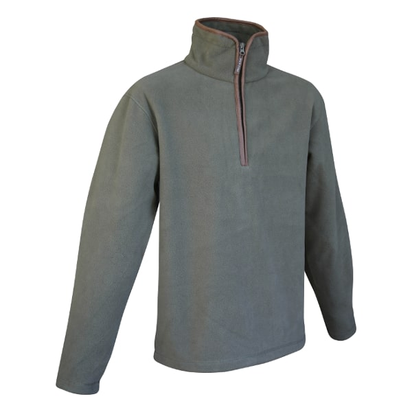 Jack Pyke Countryman Fleece Pullover Olive or Navy