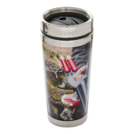 loading-at-bolton-castle-thermal-mug
