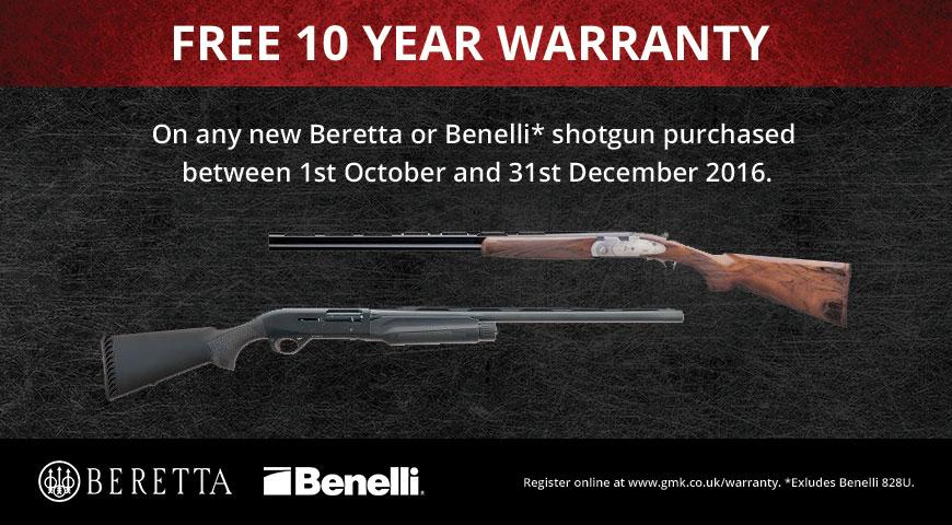 Beretta Shotgun