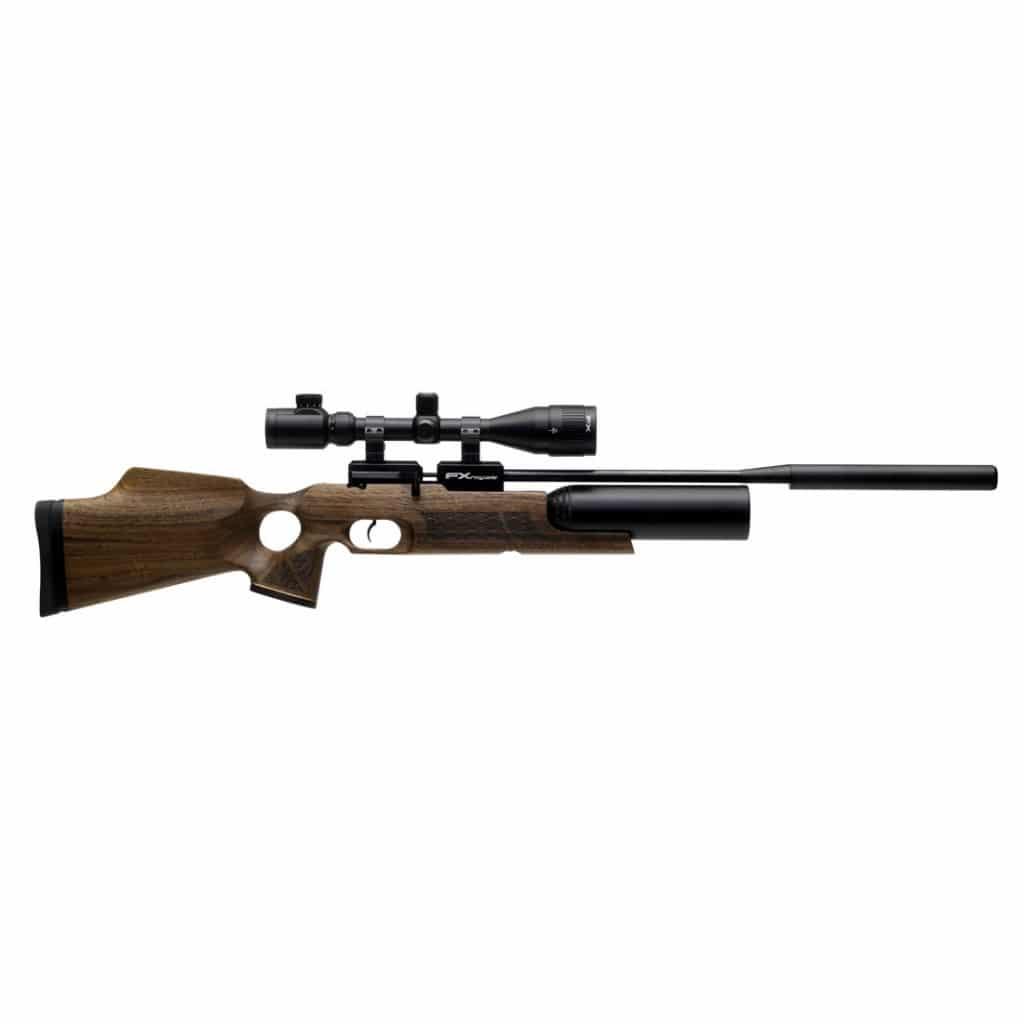 FX Royale 400 Walnut Air Rifle