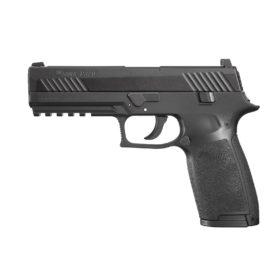 Sig Sauer P320 CO2 .177 Pellet Black Air Pistol - 30 Shot
