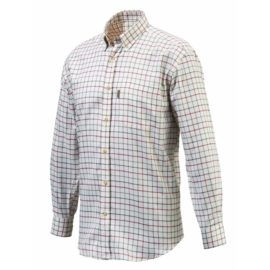 Beretta Check Shirt Verne Red
