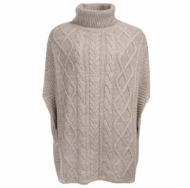 Barbour Court Knitted Women's Cape