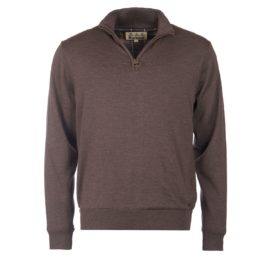 Barbour Gamlin Half Zip Men's Jumper