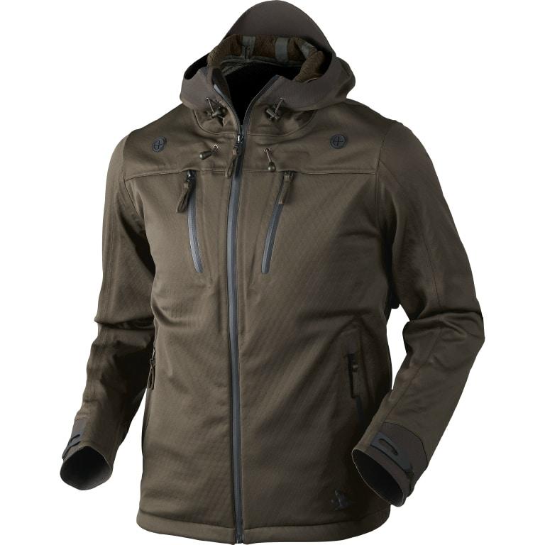 Seeland Hawker Waterproof Shell Jacket - Pine Green