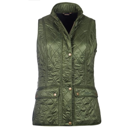 Barbour Wray Ladies Quilted Gilet