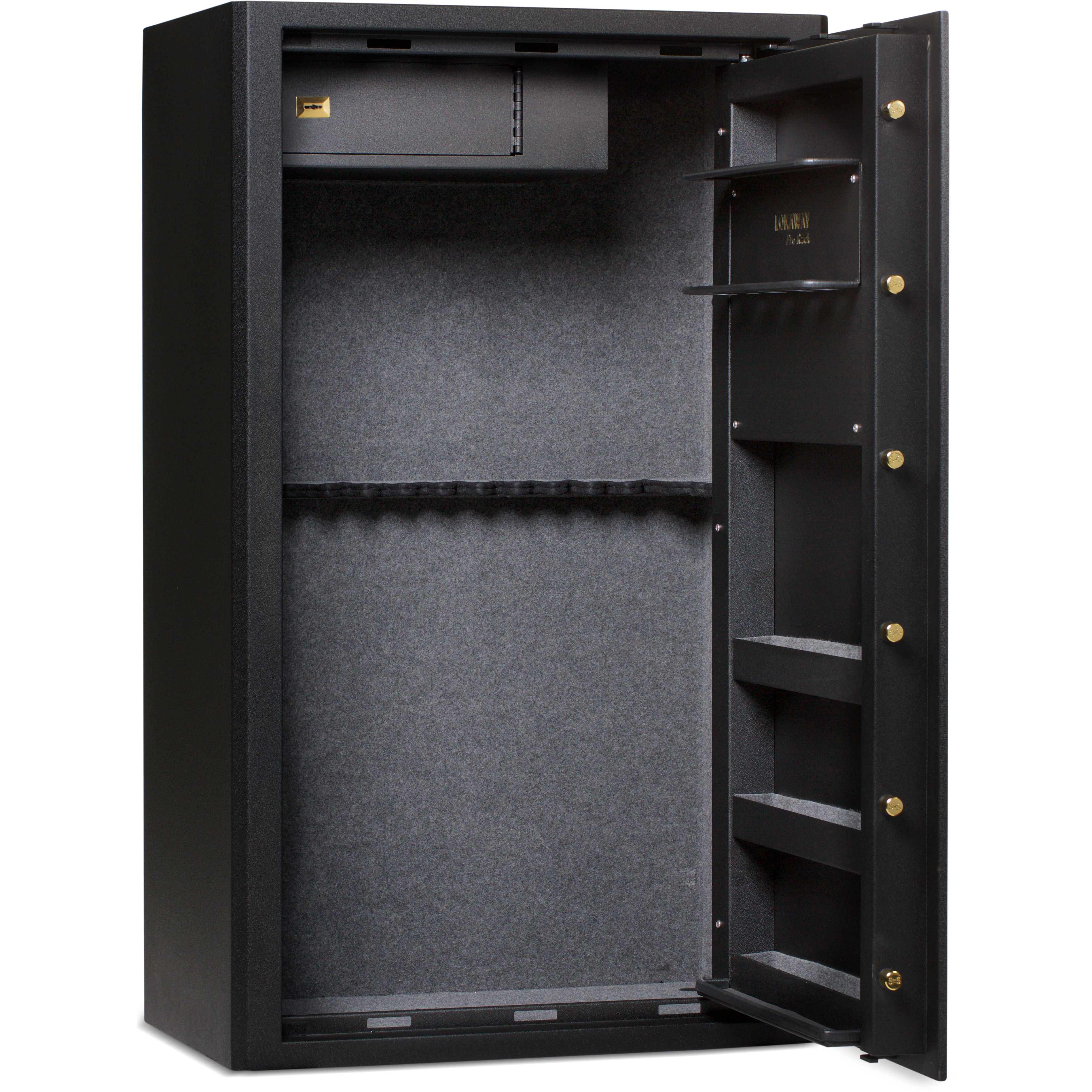 gun gcd ammo or closed rf product door security double cabinets gcdg cabinet storage