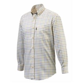 Beretta Country Check Verne Shirt - Yellow