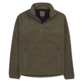 Musto Super Warm Polartec® Windjammer Fleece 1/2 Zip