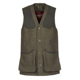 Musto Stretch Technical Tweed Waistcoat