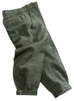 Albany Ladies Lambswool Tweed Breeks