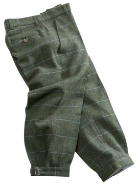 Hoggs of Fife Ladies Albany Lambswool Tweed Breeks