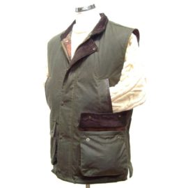 Hunter Outdoor Derwent Waxed Cotton Gilet