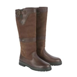 Dubarry Tipperary Women's Leather Country Boots