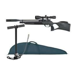 Gamo Phox PCP Air Rifle Package .22