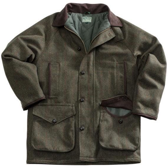 Harewood Mens Lambswool Tweed Jacket